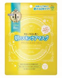 KOSE Cosmeport Clear Turn Princess Veil Mask Morning Skin Care