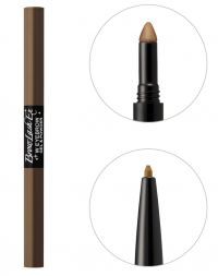 BCL BrowLash EX Eyebrow Pencil and Powder Light Brown