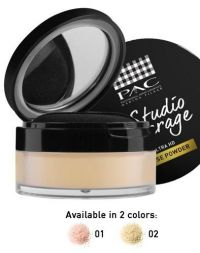 PAC PAC STUDIO COVERAGE ULTRA HD LOOSE POWDER Loose powder