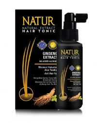 Natur Natural Extract Hair Tonic Ginseng Extract