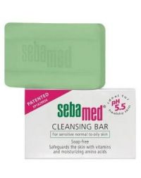 Sebamed Cleansing Bar For Sensitive Normal to Oily Skin
