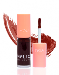 Y.O.U Makeups The Simplicity Love You Tint 01 Cherry Red