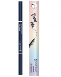 Somethinc BROW WIZ Retractable Eyebrow Dark Brown