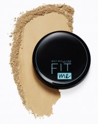 Maybelline Fit Me! 12H Oil Control Powder 128