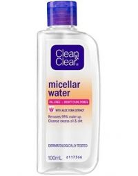 Clean And Clear Clean and Clear Micellar Water