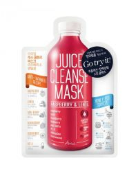 Ariul Juice Cleanse Mask Raspberry and Lentil
