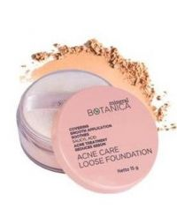 Mineral Botanica Acne Care Loose Foundation Natural