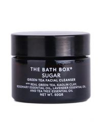 The Bath Box Sugar Cleanser Green Tea