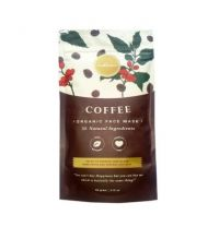 Crushlicious Organic Face Mask Coffee