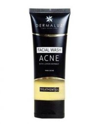 Dermaluz Acne Facial Wash