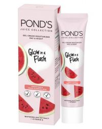 Pond's Juice Collection Gel Cream Moisturizer Day & Night Watermelon Extract + Vitamin E