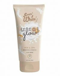 Everwhite Let It Glow Clay Mask Milk & Oat