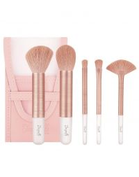 Jacquelle Rose Golden Brush Set