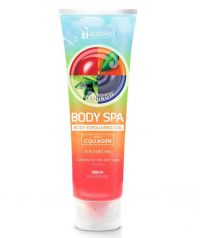 Hanasui Body Spa Exfoliating Gel Rainbow