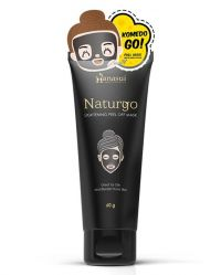 Hanasui Naturgo Lightening Peel Off Mask