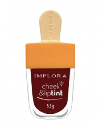 Implora Cheek and Liptint 03 Candy Apple