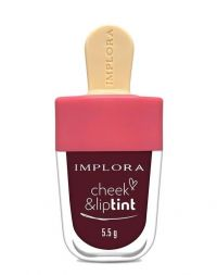 Implora Cheek and Liptint 05 Cranberry