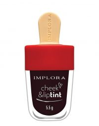 Implora Cheek and Liptint 01 Vampire Blood