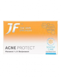 JF Sulfur Acne Protect Cleanser Bar Sensitive Care