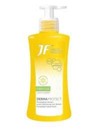 JF Sulfur Derma Protect Liquid Cleanser  Green Cool