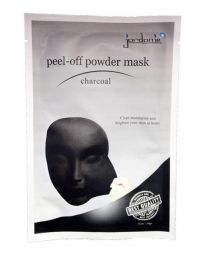 Jordanie Peel Off Powder Mask Charcoal