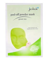 Jordanie Peel Off Mask Powder Green Tea