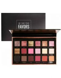 Focallure We Care Your Favors Eyeshadow Palette 01 Bright Lux