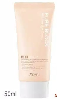 APIEU Pure Block Mild Sun Cream