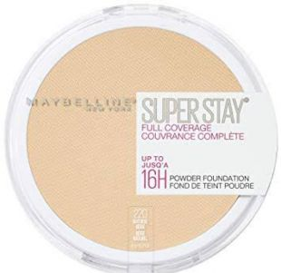 Maybelline Maybelline Superstay Full Coverage Powder Foundation 220 Natural Beige
