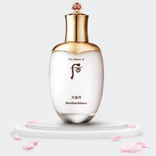 The History of Whoo Cheongidan Hwa Hyun Balancer