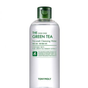 Tony Moly The Chok Chok Green Tea No-wash  Cleansing Water