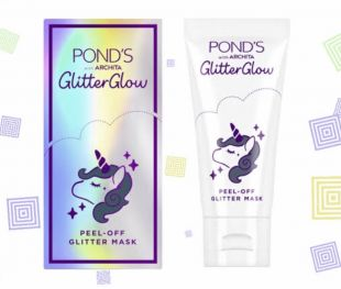 Pond's Pond's with Archita Glitter Glow Peel-off Glitter Mask