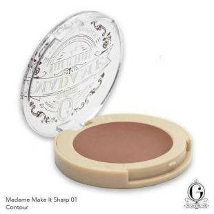 Madame Gie Madame Gie Madame Make It Sharp 01 Latte Femme