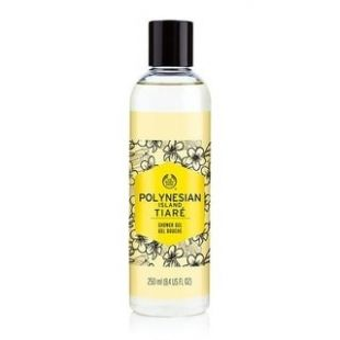 The Body Shop Shower Gel Polynesian Island Tiare