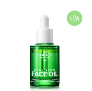 So natural Centel Tea Tree Face Oil