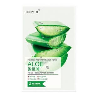 EUNYUL Natural Moisture Mask Pack Aloe