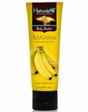Herborist Body Butter with Shea Butter Banana
