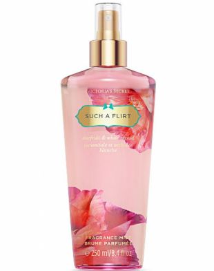 Victoria's Secret Such a Flirt Starfruit and White Orchid