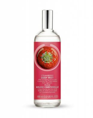 The Body Shop Strawberry Body Mist