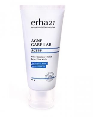 Erha  Acne Cleanser Scrub Beta Plus