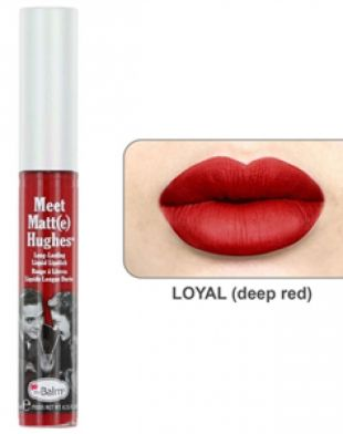 theBalm Meet Matt(e) Hughes Long-Lasting Liquid Lipstick Loyal