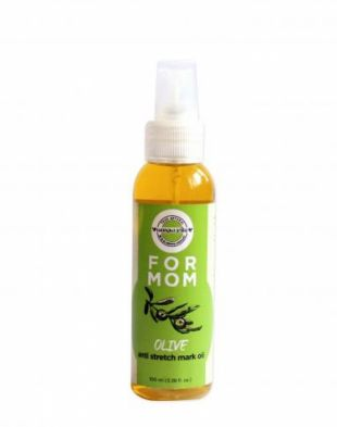 Wangsa Jelita Olive Anti Stretch Mark Oil