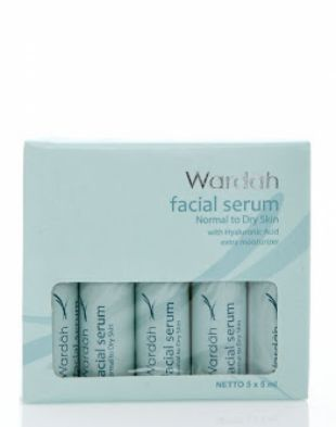Wardah Facial Serum Normal to Dry Skin
