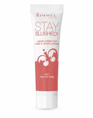 Rimmel Stay Blushed Liquid Cheek Tint 001 Pop of Pink