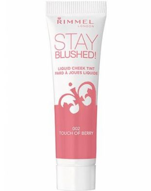 Rimmel Stay Blushed Liquid Cheek Tint 002 Touch of Berry