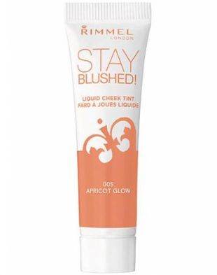 Rimmel Stay Blushed Liquid Cheek Tint 005 Apricot Glow