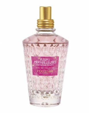 L'Occitane Eau De Toilette Spray Marvellous Flowers