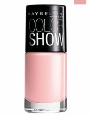 Maybelline Color Show Nail Polish Constant Candy 401