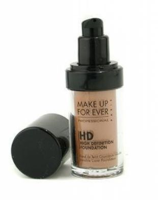 Make Up For Ever High Definition Foundation N173 Amber