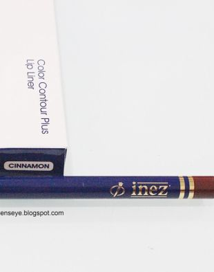Inez Cosmetics Color Contour Plus Lip Liner Cinnamon